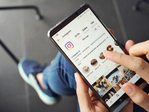 smartphone como ganhar seguidores reais no instagram