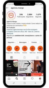 perfil agência como ganhar seguidores reais instagram