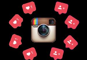 ícone instagram like comentário perfil