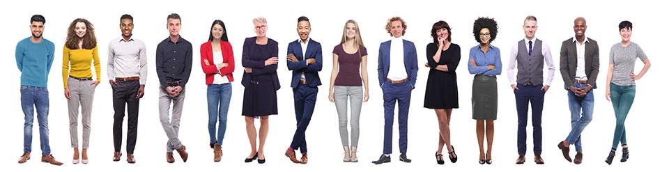 grupo pessoas diferença entre público-alvo, persona e avatar