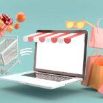 como fazer um e-commerce notebook carrinho compras voando