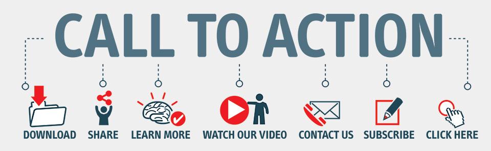 o que siginifica cta call to action chamada para ação