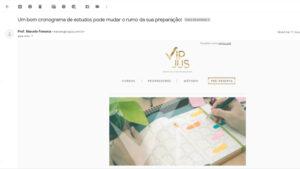 como escrever email marketing atualização de blog