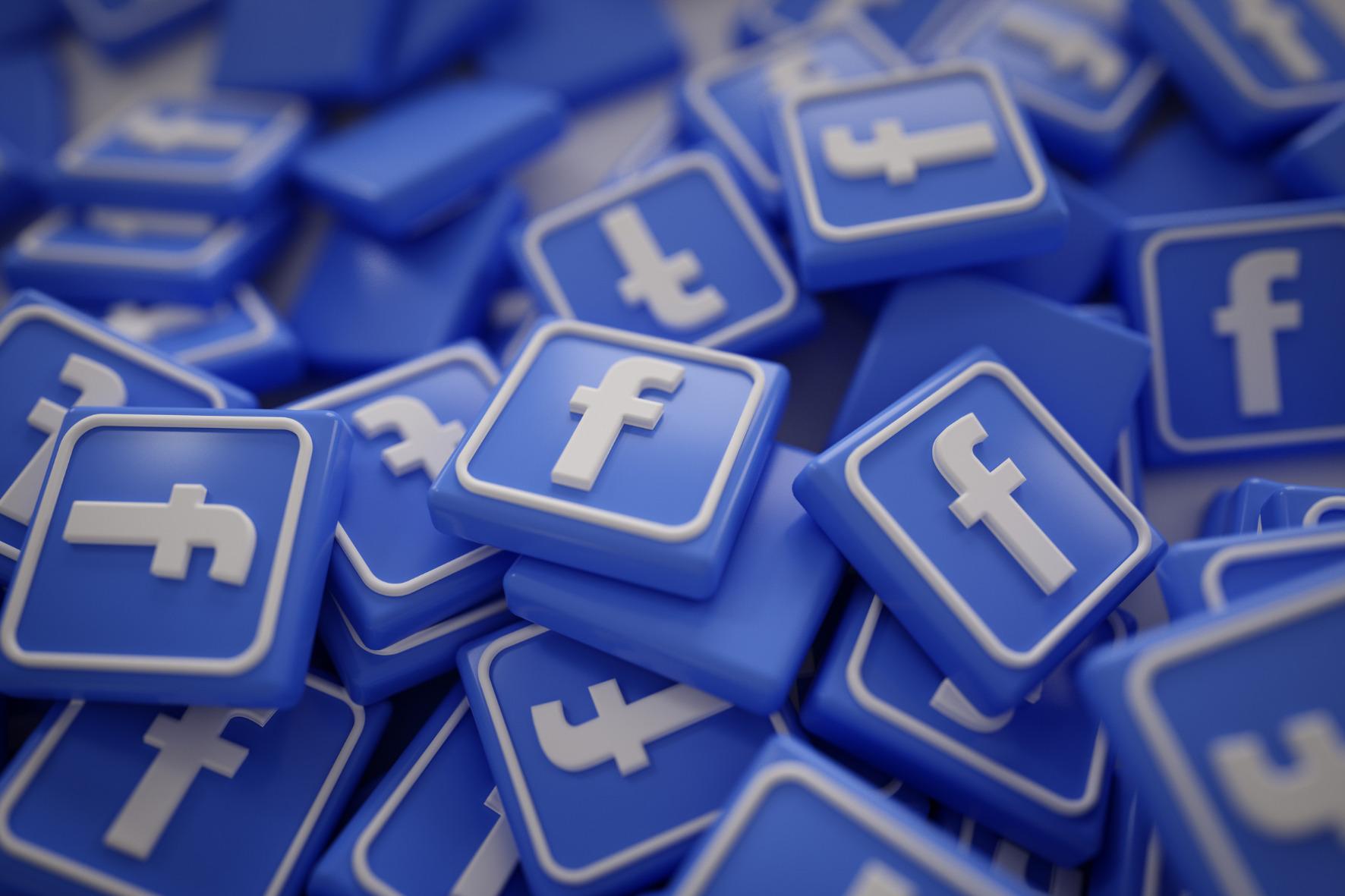face ads facebook ícones